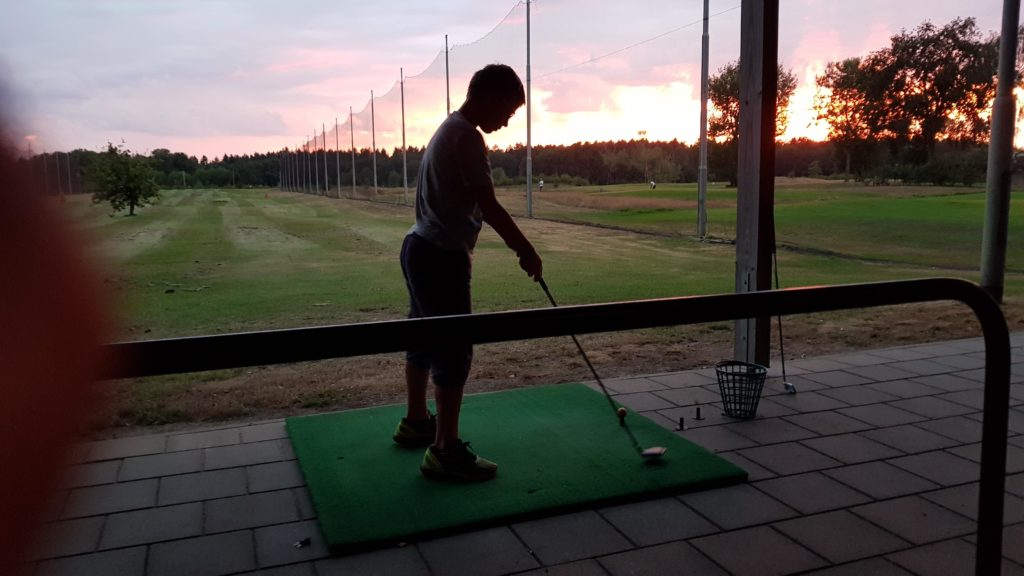 driving range Achterste Hoef Golf