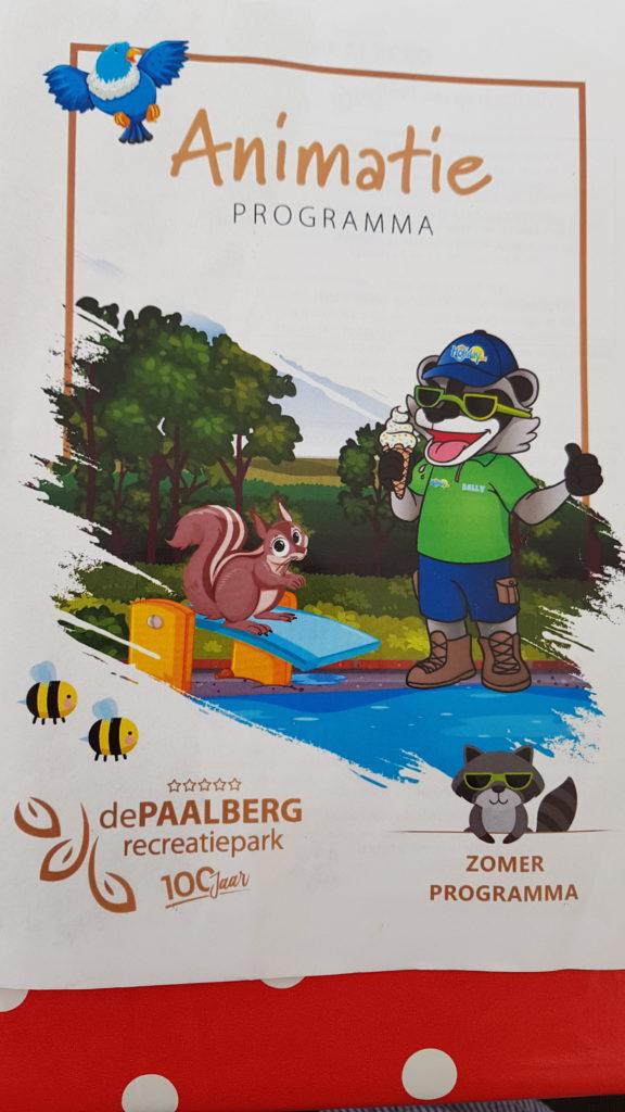 Animatie programma camping De Paalberg, Ermelo, zomer 2020