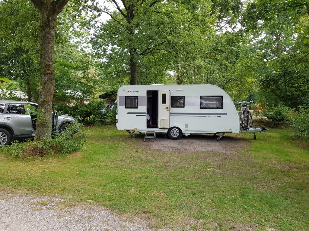 camping de Wildhoeve, Emst