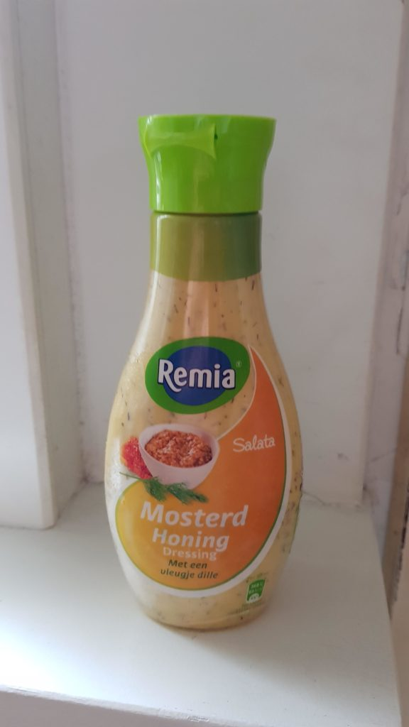 Remia Salata Mosterd Honing dressing