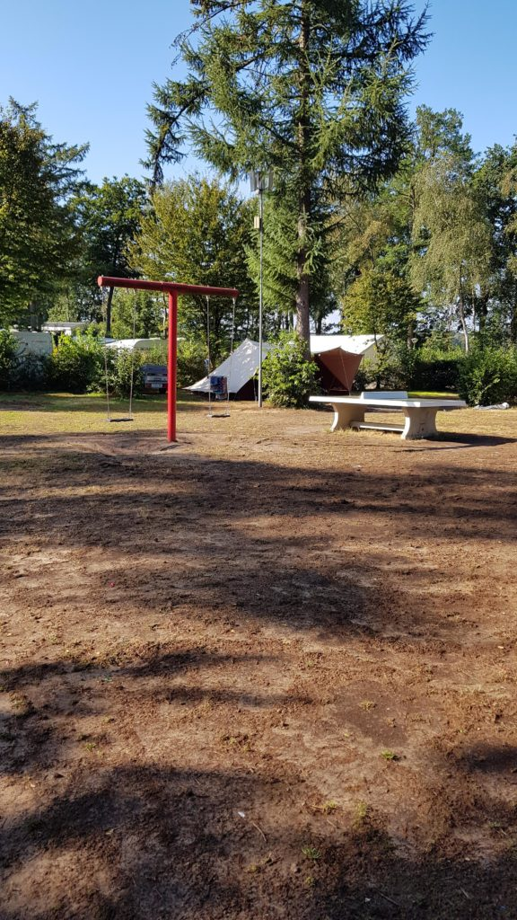 Camping De Achterste Hoef, Bladel (ANWB waardering: 8.7)