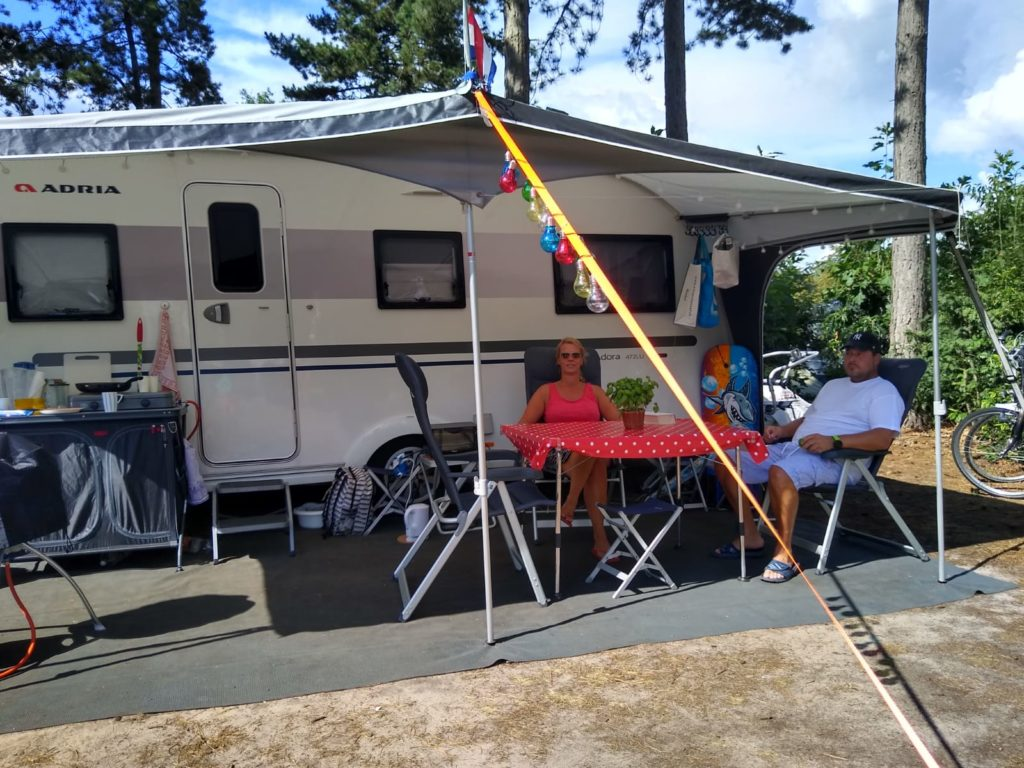 5 sterren camping Nederland