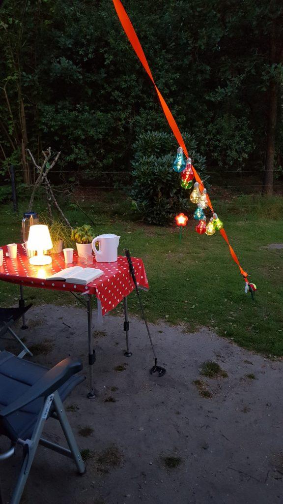 campingverlichting / kampeerverlichting